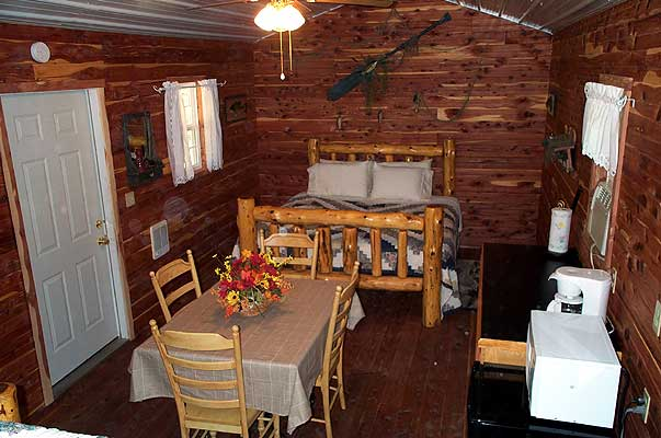 Log Cabin Camping Lake Of The Ozarks Campgrounds Little
